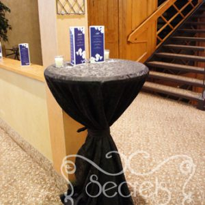 Cocktail Table (Front-View)