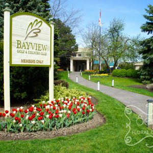 Wedding Venue - Bayview Golf and Country Club