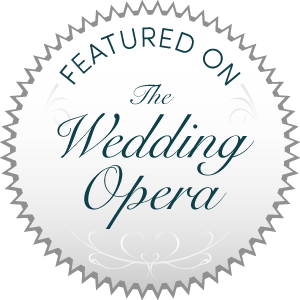 Featured on the Wedding Opera