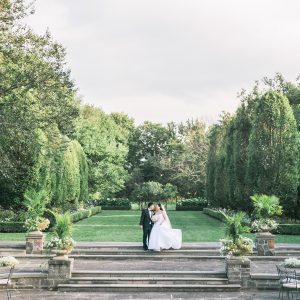 Fairytale wedding at the Graydon Hall. Toronto wedding flower and decor by Secrets Floral.