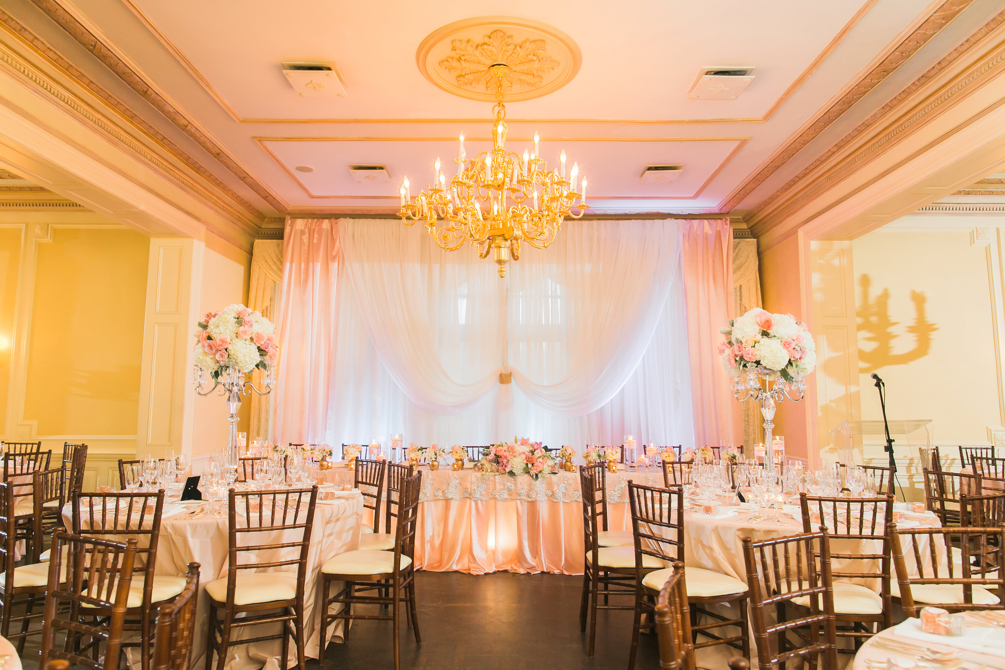 Draping And Backdrop Toronto Wedding Decor Secrets Floral Collection