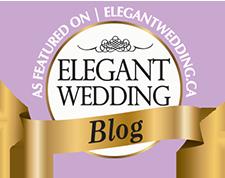 Featured on Elegant Wedding
