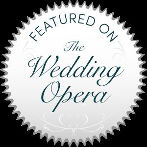 Featured on the Wedding Opera